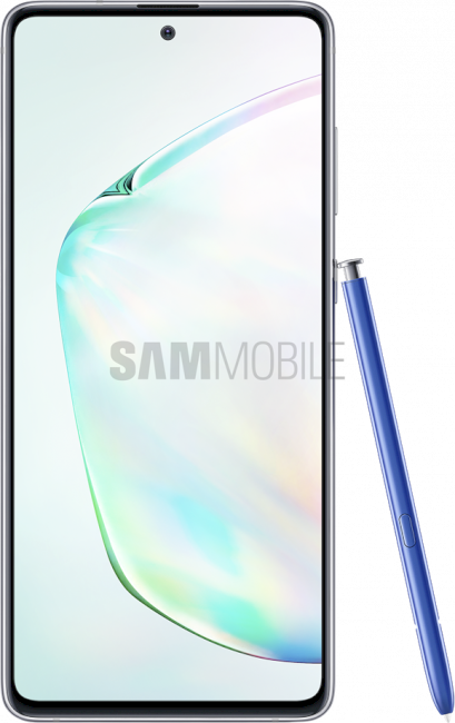 Image of Galaxy Note 10 Lite