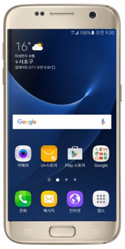 Samsung Galaxy S7 (LG U+) SM-G930L full specifications