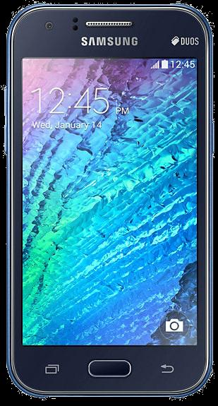 Samsung Galaxy J1 SM-J100F full specifications