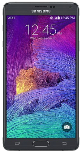 Samsung Galaxy Note 4 (AT&T) SM-N910A full specifications