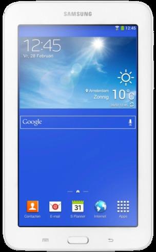 Samsung Galaxy Tab 3V SM-T116NU full specifications