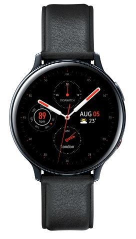 Galaxy Watch Active 2 goes official with touch bezel, new