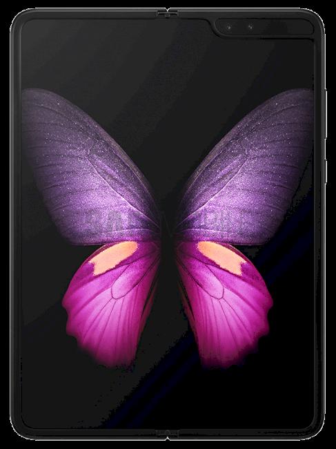 Galaxy Fold-handelaars in Hong Kong verdien meer as Samsung 1
