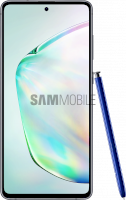 May 2021 security update reaches Galaxy Note10 Lite